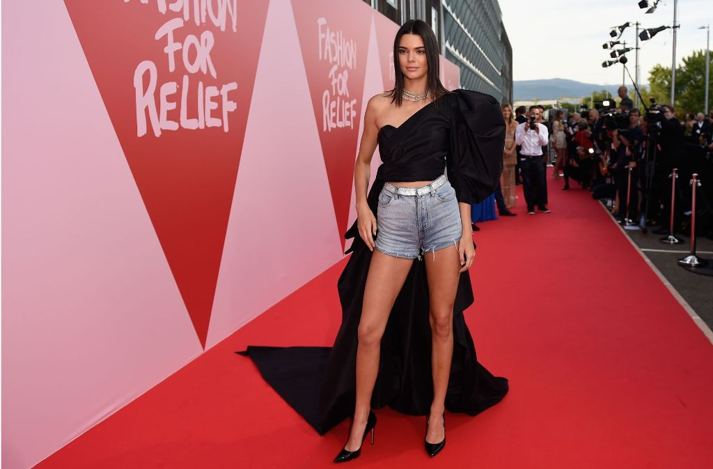 Das Topmodel Kendall Jenner. Foto: Getty Images Europe