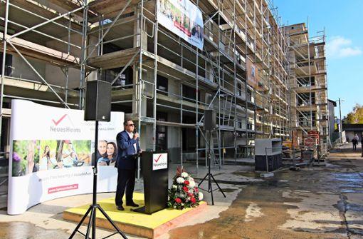14,4 Millionen Euro teures Wohnbauprojekt