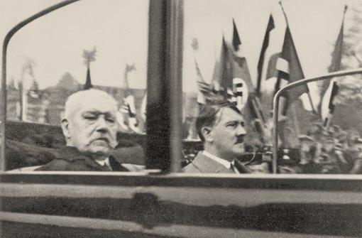 Hindenburg bleibt Ludwigsburger