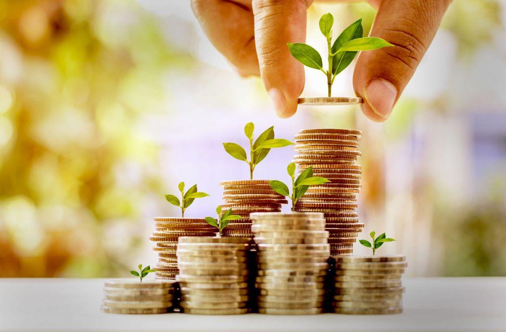 Die Minizinsen machen es immer schwerer, dass aus den Ersparnissen mehr wird. Foto: werayuth - stock.adobe.com