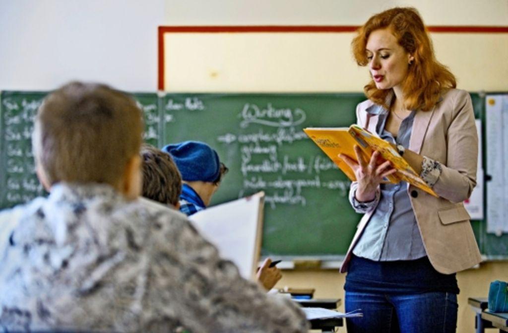 Lehrer müssen fachlich, aber auch didaktisch gut ausgebildet sein:  Beide Facetten sollen in der Region Stuttgart durch neue Kooperationen  optimiert werden. Foto: dpa