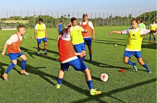 Die Vereine stellen  den Trainingsbetrieb ein