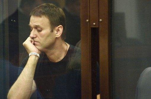 Russisches Gericht bestätigt Urteil