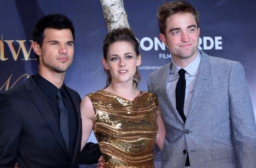 Twilight-Stars droht Schmähpreis