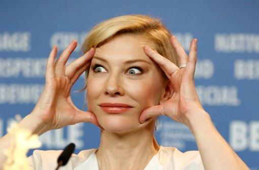 Cate Blanchett über Kostüme und das Liften