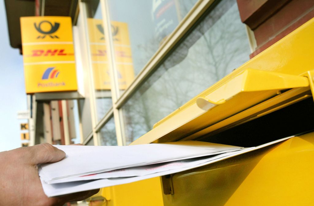 Anfang März öffnet in Höfingen wieder eine Postfiliale. Foto: dpa/Oliver Berg