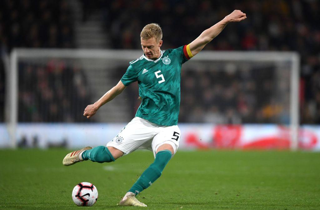 Warum spielt der 23-jährige Timo Baumgartl bei der U 21? Foto: Getty Images