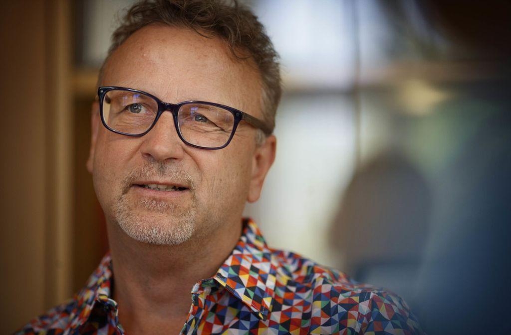 Reinhold Sczuka sucht eine neue berufliche Herausforderung.Foto:Gottfried Stoppel Foto: