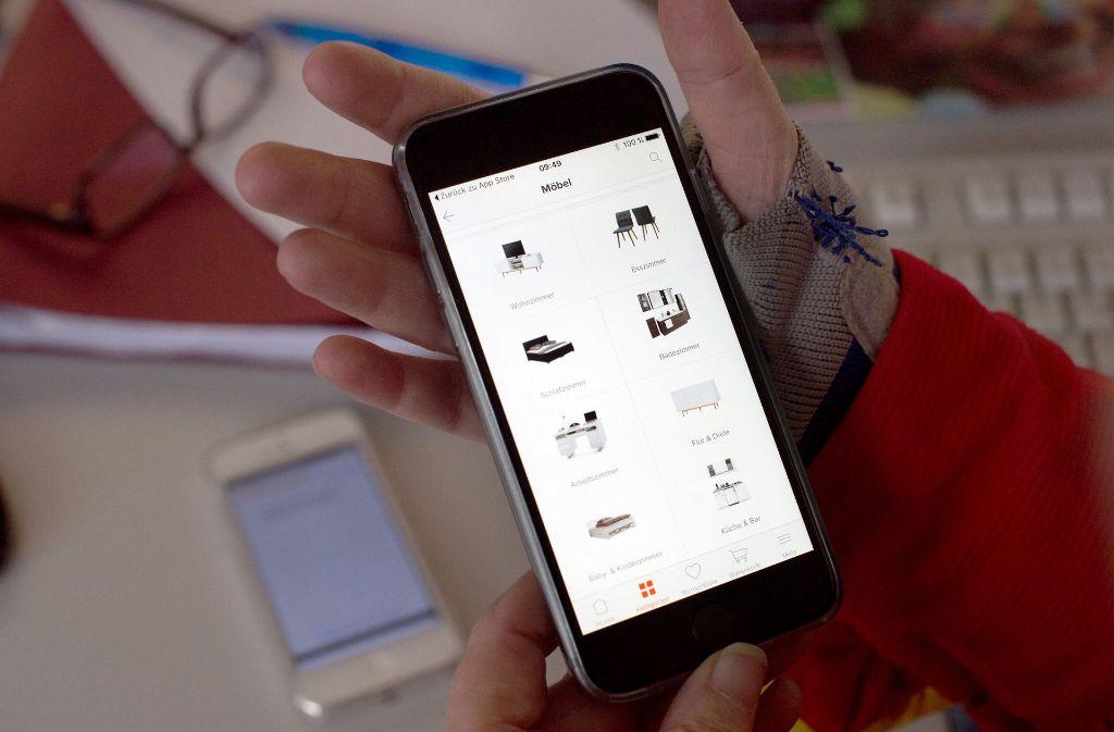 Neun von zehn Online-Händler haben ihre Shops mittlerweile für mobile Endgeräte angepasst. Foto: dpa