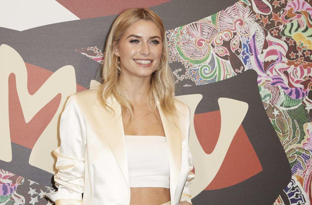 """Lena Gercke (31) gewann bei der ersten Staffel der Casting-Show """"Germany's next Topmodel"""" 2006 den Titel. Seither hat sie sich im Model- und Showbusiness einen Namen gemacht. Foto: Getty Abo"""