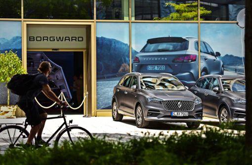Noch hat der Stuttgarter Autobauer viele Baustellen