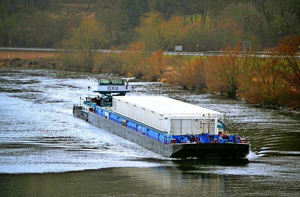 Im Februar wurde der Transport getestet. Bald wird es ernst. Foto: Bündnis Neckar castorfrei