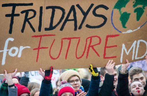Die Schülerstreiks sind legitim