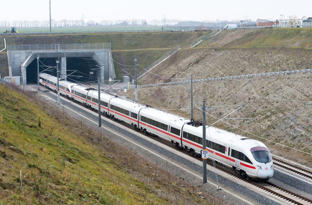 Im Fernverkehr bereits eingesetzt, im Regionalverkehr noch Neuland: die moderne Signaltechnik ETCS. Foto: dpa