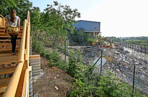 Das neue Bahnhofs-Parkhaus wird günstiger