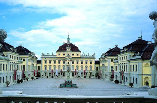 Neuer Besucherrekord auf Schloss Ludwigsburg