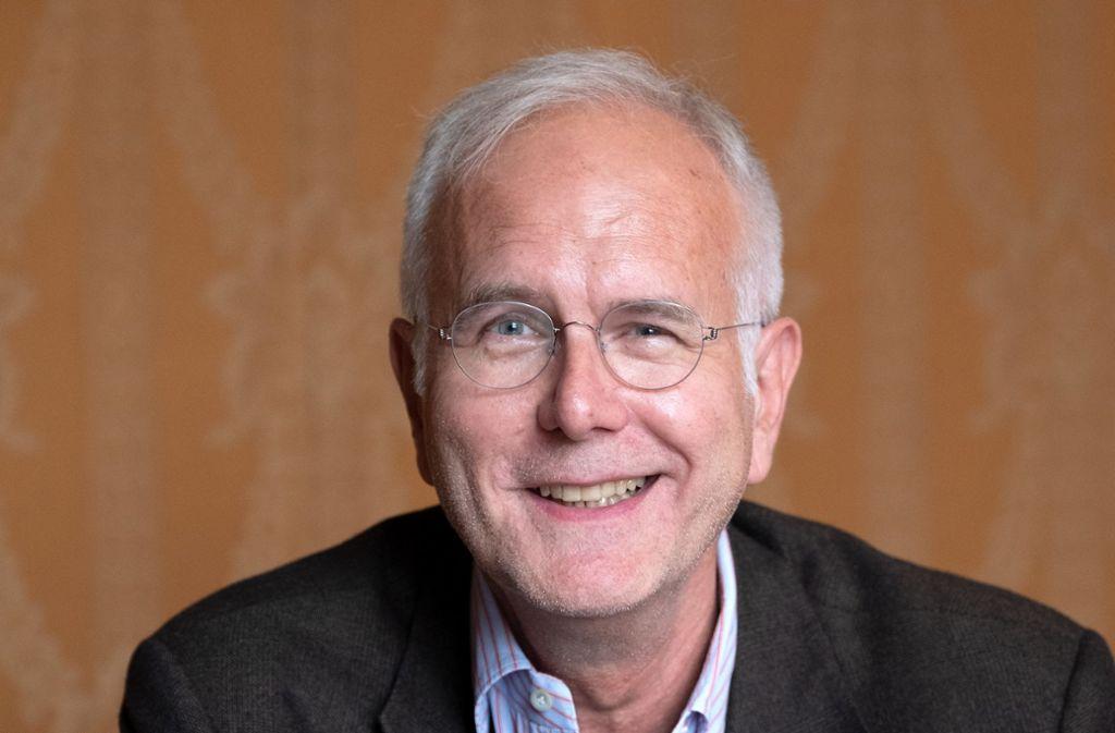 In Ehren ergraut:  Harald Schmidt Foto: dpa