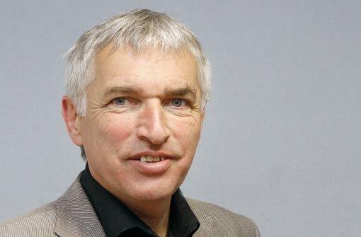 Kunststaatssekretär Jürgen Walter (Grüne), 53  Foto: FACTUM-WEISE