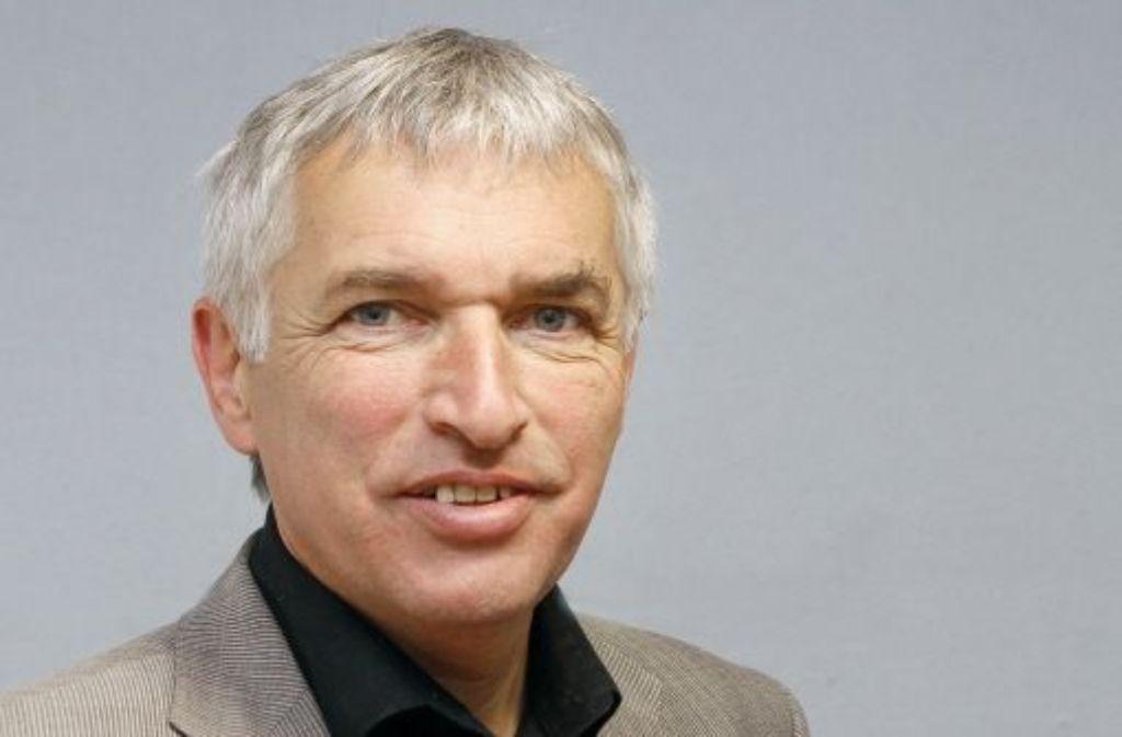 KunststaatssekretärJürgen Walter (Grüne), 53 Foto: FACTUM-WEISE