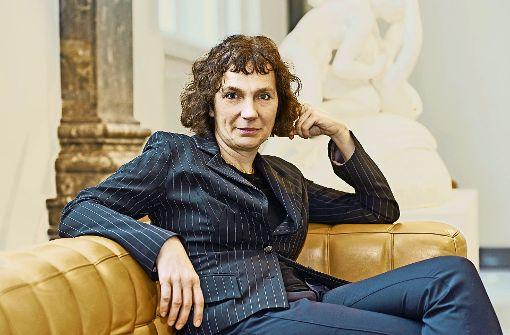 Christiane Lange steht vor der Vertragsverlängerung
