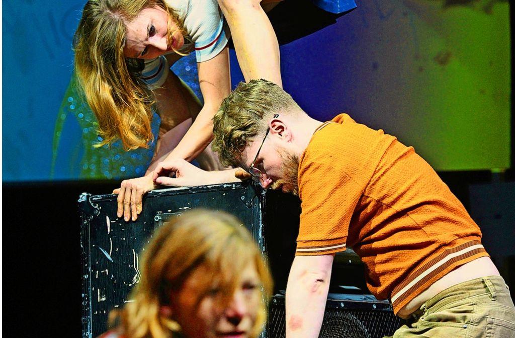 Das Stuttgarter Ensemblemitglied Julischka Eichel triumphiert in Berlin. Foto: dpa