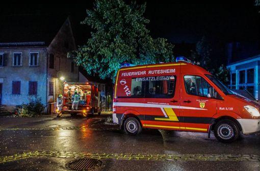 22 Menschen aus Mehrfamilienhaus in Sicherheit gebracht