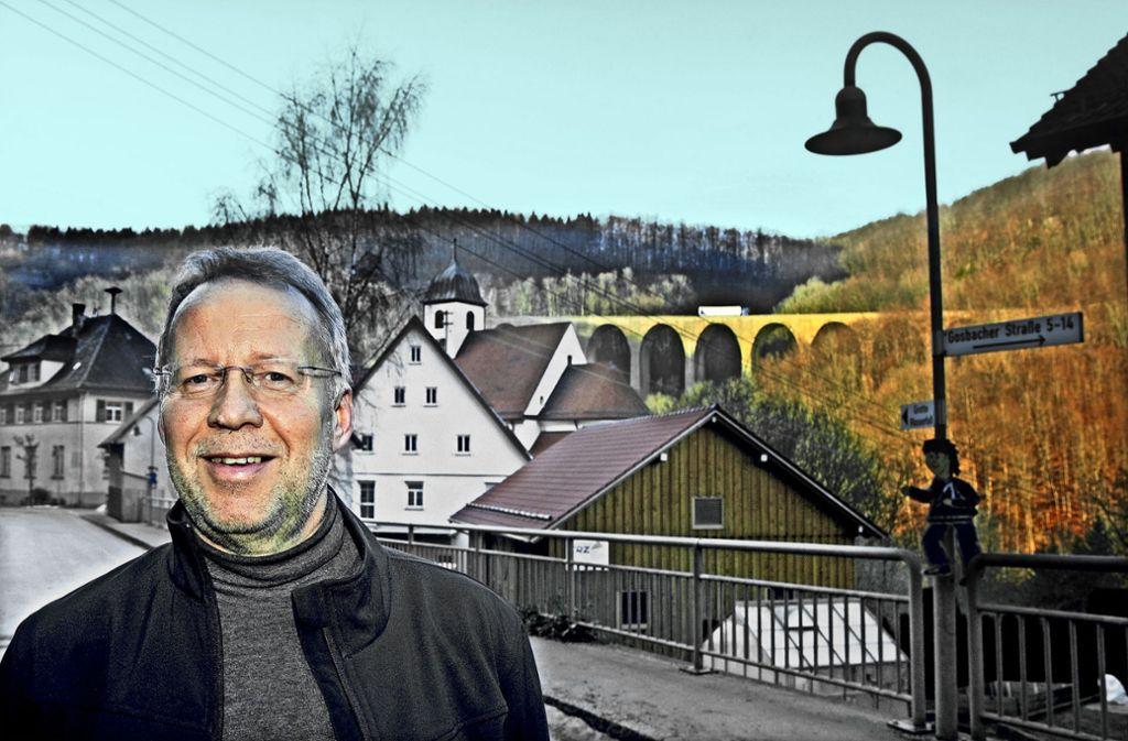 Klaus-Dieter Apelt hat die Geschicke der kleinsten Gemeinde im Kreis Göppingen zwölf Jahre lang ehrenamtlich geleitet. Jetzt will er in den Ruhestand. Foto: