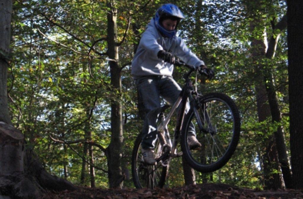 Etwa 400 aktive Downhill-Fahrer gibt es in Stuttgart. Foto: StZ