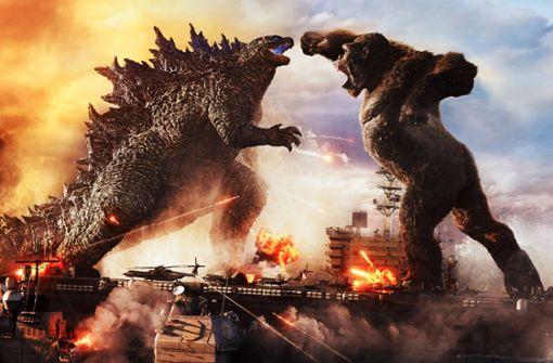 Zwei Monster lassen die Kinos hoffen