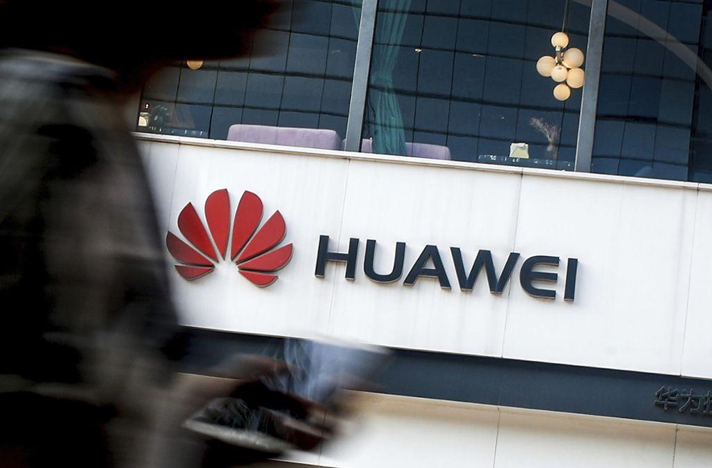 Mitarbeiter von Huawei sollen angeblich vom FBI bedrängt worden sein. Foto: AP
