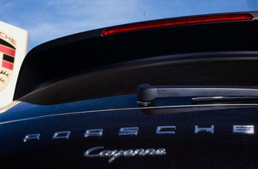 Porsche im Wert von 70.000 Euro gestohlen