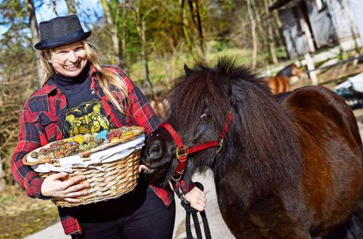 Isst das Pferd gesund, freut sich der Mensch