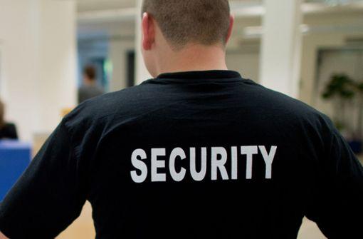 30000 Euro für Security in Asylheimen