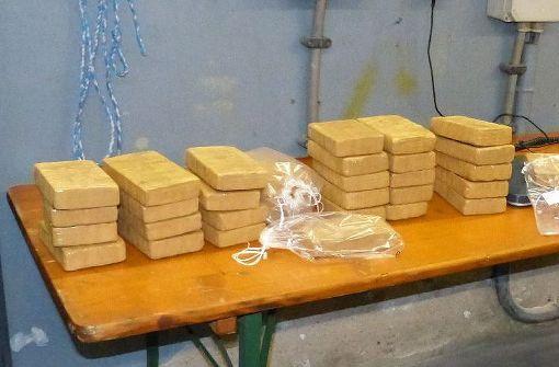 Neun Drogenhändler zu hohen Strafen verurteilt