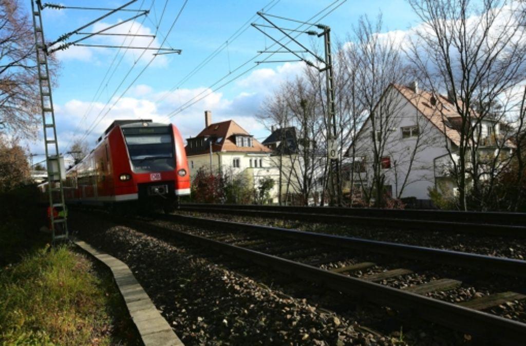 Die Gäubahn zählt zu den wichtigen Schienenstrecken im Land. Foto: Achim Zweygarth