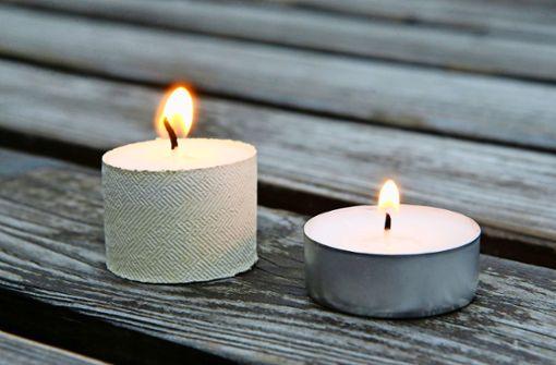 Gibt es umweltfreundliche Kerzen?