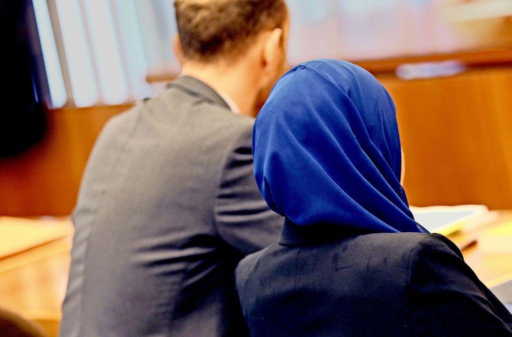 Schöffenrichterinnen sollen nach dem Vorschlag der Grünen auch künftig Kopftuch tragen dürfen. Foto: dpa