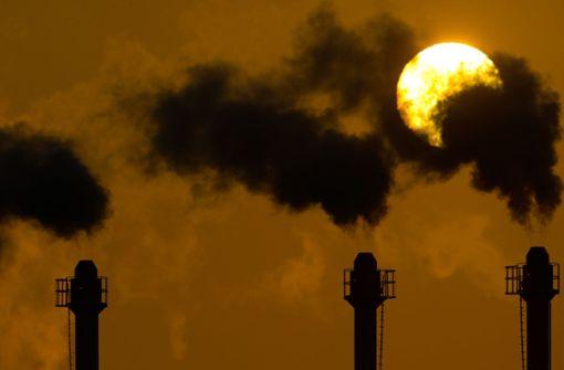 Von der Leyen will bis  2030 mindestens 55 Prozent weniger CO2-Ausstoß