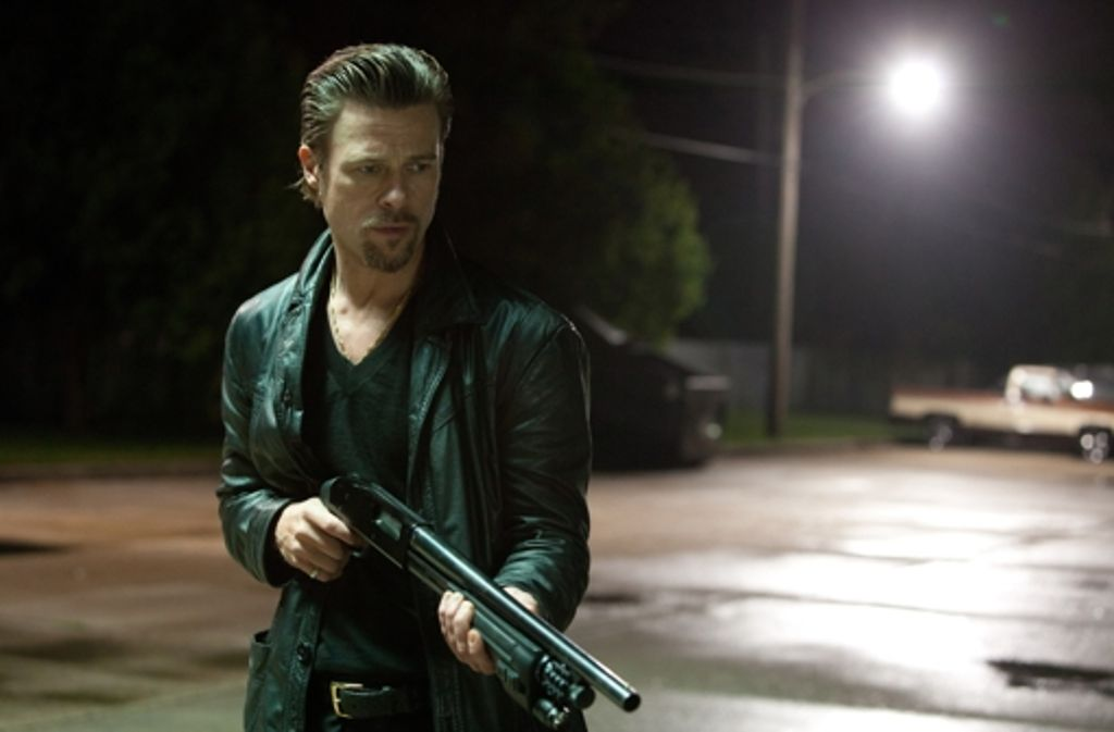 "Brad Pitt brilliert in ""Killing them softly"" als Killer. Foto: dapd/The Weinstein Company"