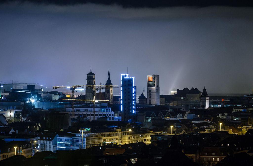 """Stuttgart darf sich nun """"Smart City"""" nennen. Foto: 7aktuell/Florian Gerlach"""