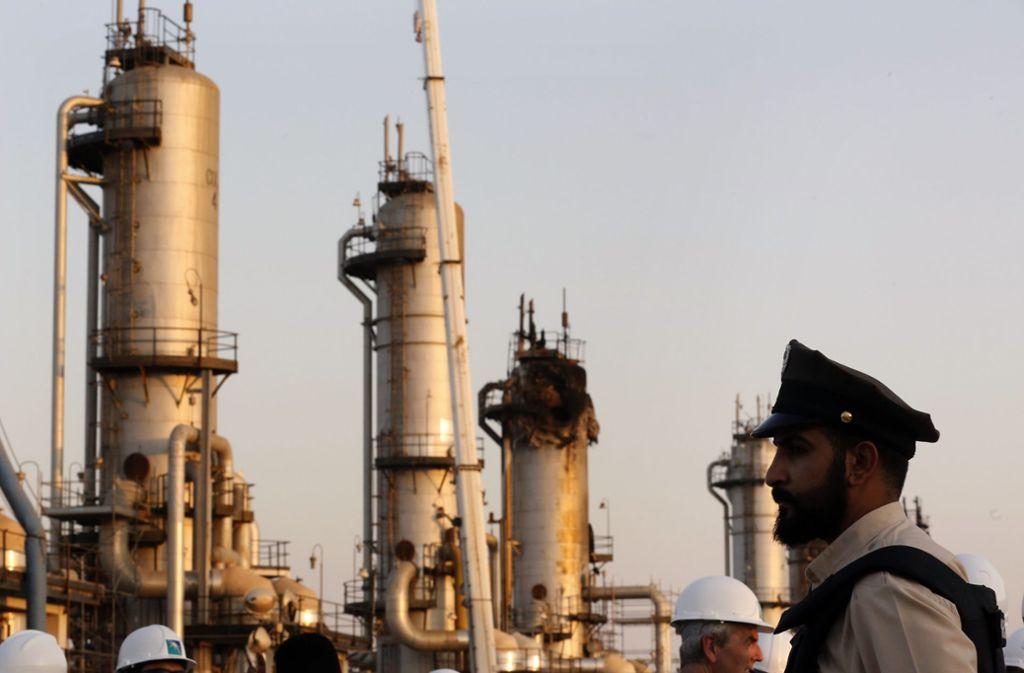 Deutschland sieht den Iran als Schuldigen für die Attacken auf die Ölanlagen in Saudi-Arabien. Foto: dpa/Amr Nabil