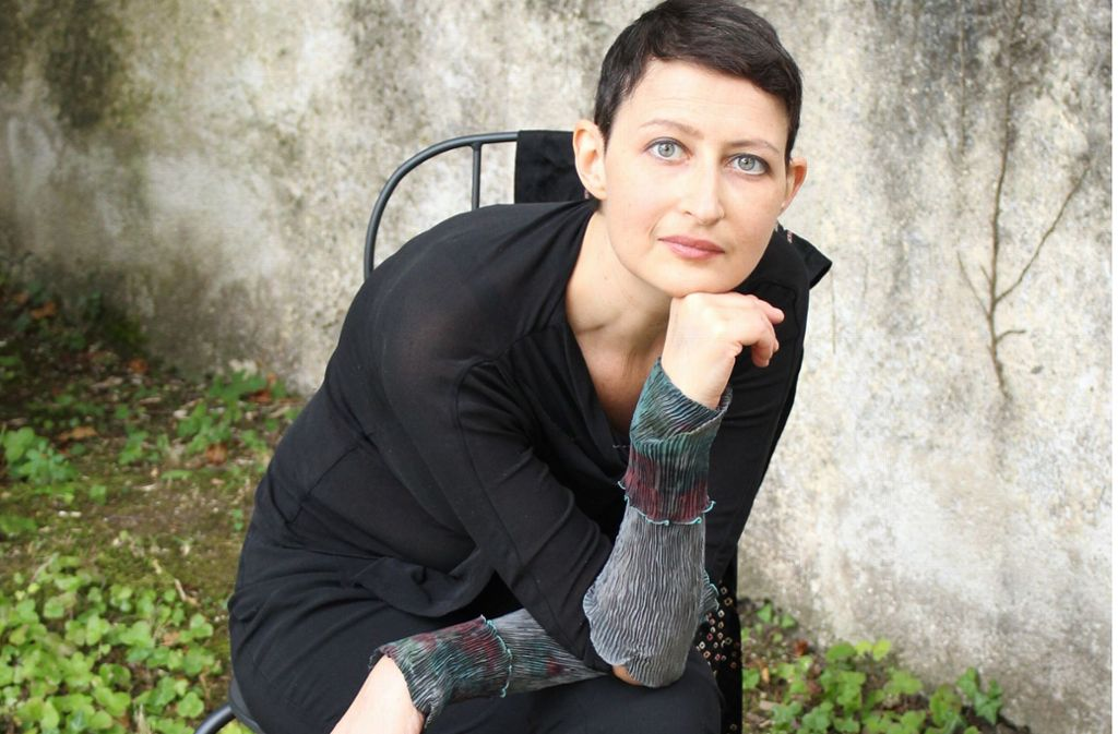 Dina Ugorskaja, aufgenommen von ihrem Mann Ilja Kukuij Foto: Ilja Kukuij