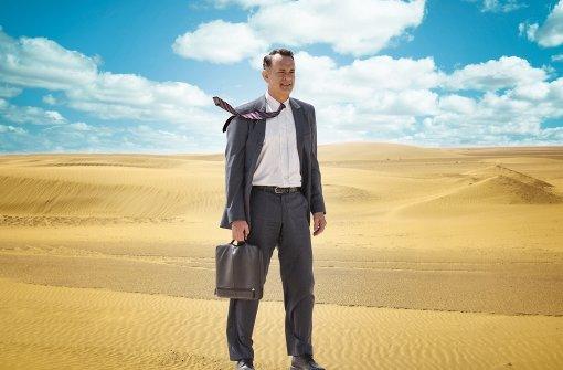 Sinnsuche im saudischen Sand