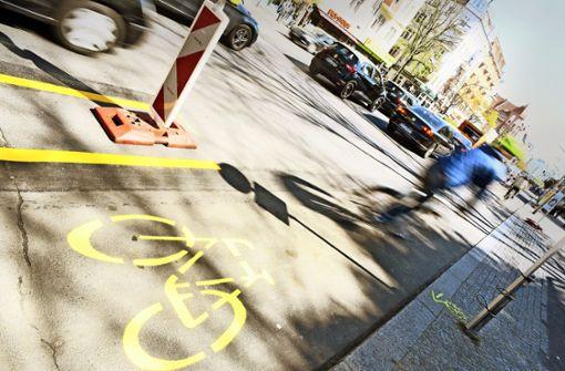 Berlin macht Platz für Radler