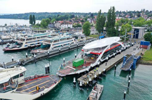 Neue Fähre für den Bodensee ist in wenigen Monaten startklar