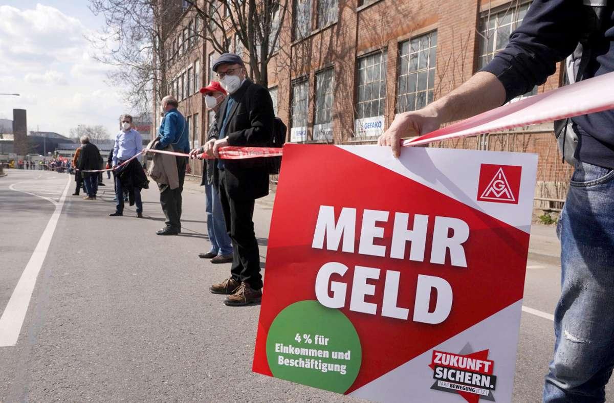 Die Verhandlungen der Metal- und Elektroindustrie sind zu einem Abschluss gekommen. (Archivbild) Foto: /Andreas Rosar