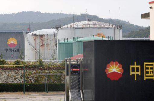 Weniger Öl nach Nordkorea