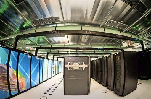 Das kann Deutschlands schnellster Computer