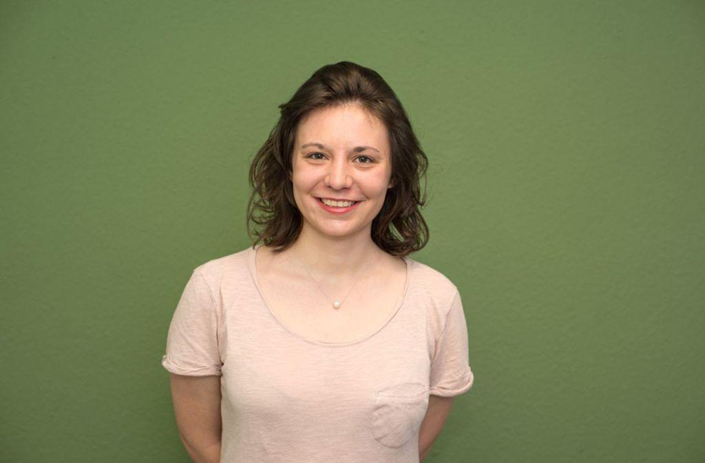 Zoe Lichnock lebt in Mannheim und studiert im sechsten Semester Medizin. Diese Woche hat sie ihre erste Schicht beim Gesundheitsamt Mannheim absolviert. Foto: privat