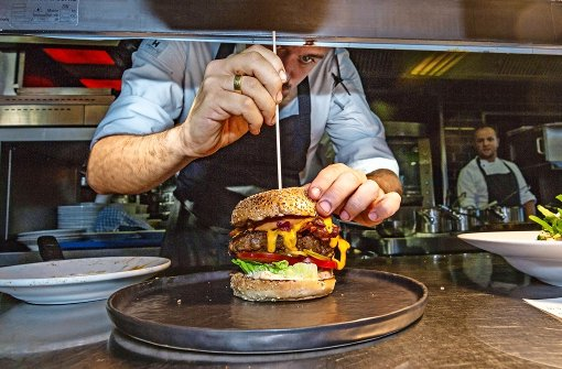 Wo Bloggern der Burger schmeckt
